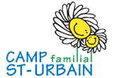 Logo Camp familial Saint-Urbain