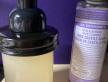 Mains propres et parfumées, avec du savon liquide naturel que j'ai réalisé!
